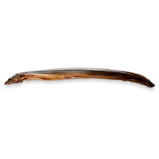 Anguila Ahumada Entera