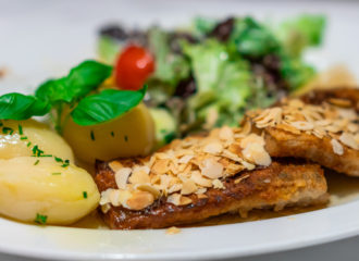 receta filete de anguila a la parrilla