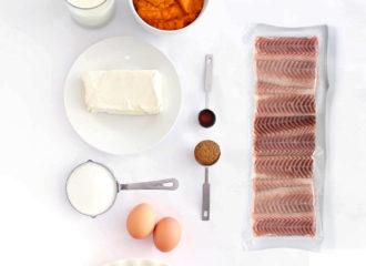 Platos típicos preparados con anguila
